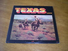 VARIOUS - TEXAS COUNTRY = 4 ARTSISTS - WILLIE NELSON / FREDDY FENDER / BOB WILLS