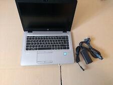 HP 840 G3 i7-6600U,8GB RAM,256 GB SSD