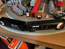 Lionel 6-17172 Canadian Pacific CP Rail Cylindrical Hopper #385206