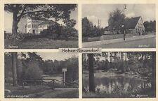 Normalformat Ansichtskarten aus Brandenburg mit dem Thema Eisenbahn & Bahnhof