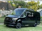 2022 Mercedes-Benz Sprinter  4x4 Mercedes-Benz Sprinter Limousine Eco Revolution Not Airstream or Maybach Van