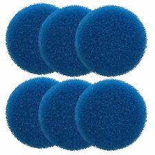 6 x Eheim Classic 2213 Coarse Foam External Filter Pads
