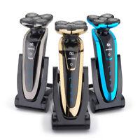 Best 5 Head Rotary razor Electric Shaver Beard Hair Trimmer Bald Razor Wet/Dry