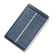 Solar Pannel Battery Charger for for 4 Slot AA AAA Rechargeable Batteries