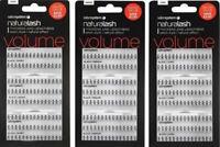 Salon System Naturalash Individual Eyelashes Volume - Black Short Medium Long