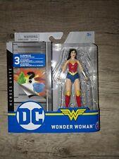New listing Wonder Woman Dc heroes unite action figure