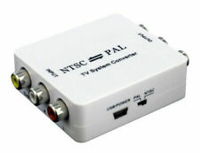 Dual-Way NTSC To PAL + PAL To NTSC Video TV System Converter