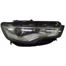 Audi A6 C7 (4G) Saloon 3/2011-3/2015 Xenon Headlight Lamp Led DRL Drivers Side