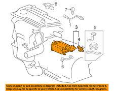 TOYOTA OEM-Vapor Canister Fuel Gas Emission 7774006111