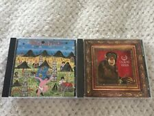 Talking Heads Lot of 2 CD Albums - NAKED & Little Creatures
