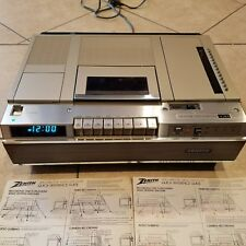 Rare Vintage Zenith Betamax Programmable Video Director Remote - BETA VR9000W1