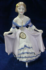Vintage Royal Doulton Reflections Encore Hn2751 Figurine signed 2751