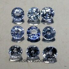 MONTANA BIG SKY BLUE SAPPHIRE 3.0 MM ROUND CUT ALL NATURAL AAA SOLD AS EACH