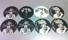 (New) The Alchemist Heady Topper / Focal Banger Lot of Eight(8) Beer Coasters