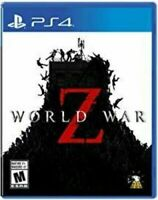 World War Z (PlayStation 4, 2019)