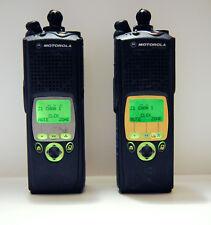 Motorola XTS5000 UHF Model 2 380-470MHz Astro IMBE P25 Trunking Encryption Radio