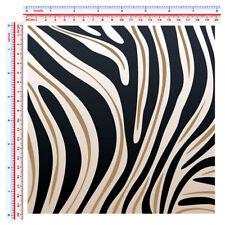 Adesivo serbatoio auto design zebra sticker reservoir car print pvc cm. 20x20