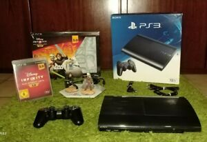 Sony PlayStation 3 12GB OVP Spielekonsole PS3 Controller | Starter Set | TOP |