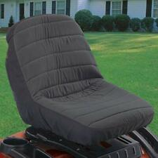 Brand New Classic Accessories Deluxe Riding Lawn Mower Seat Cover, Medium