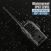 Baofeng BF-9700 UHF High Power * 8W * Waterproof Dustproof Ham Two way Radio