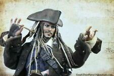 1/6 Scale Captain Jack Sparrow Exclusive Full Set Action figure Toy 12'' New