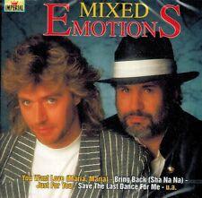 MUSIK-CD NEU/OVP - Mixed Emotions