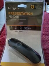 Targus Laser Presentation Remote - Wireless