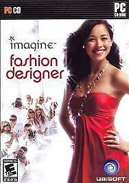 Imagine: Fashion Designer (PC CD-ROM, 2007) New.