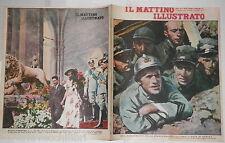 1933 Mussolini in trincea durante la Prima guerra mondiale Cufra Fiera Napoli di