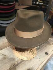 Mayser Fur Felt Fedora Hat