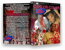 Carlos Colon Shoot Interview DVD-R, WWC Puerto Rico Bruiser Brody IWA