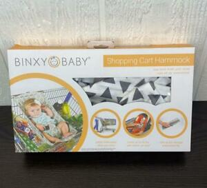 BINXY BABY Shopping Cart Hammock Holds All Car Seat Models Infant Carrier M31