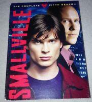Smallville: The Complete Fifth Season DVD