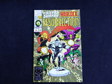 Silver Surfer #1 (Mar 1993 Marvel)
