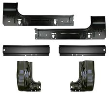 Inner & Outer Rocker panels & Cab Corners fits 99-16 Super Duty Regular Cab KIT