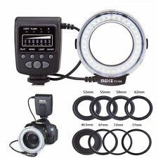 MeikeFC100 Macro Ring Flash Light for Canon Nikon Olympus Panasonic Pentax camer