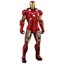 Iron Man Mark Mk VII from The Avengers 903752 1:6 Hot Toys Diecast Figure MMS500