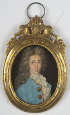 "Rosalba Carriera-Circle ""Portrait of an aristocrat, allonge wig"", 1720/30"
