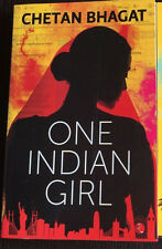 One Indian Girl Book by Chetan Bhagat