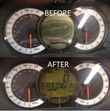 NEW SEA DOO GTR GTX 4TEC INFO GAUGE CLUSTER REPAIR 2009 - 2018 SEADOO DISPLAY