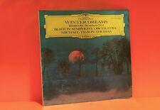 TCHAIKOVSKY - SYMPHONY No.1 - WINTER DREAMS BSO - DEUTSCHE GRAMMOPHON - EX LP -W