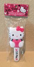 New w/Tags Hello Kitty Sweet Hair Brush - Sanrio - 2012