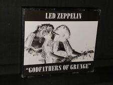 Led Zeppelin 3 CD Set Godfathers Of Grunge Live In Seattle 1975 Remastered