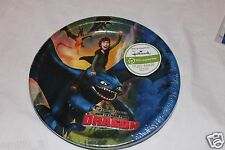 NEW HOW TO TRAIN YOUR DRAGON 8 DINNER PLATES  PARTY SUPPLIES
