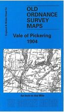 MAP OF VALE OF PICKERING 1904