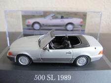 Mercedes 500 SL de 1989