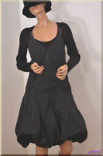 Robe noire boule IKKS taille 42  ref 061718