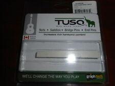 NEW - Graph Tech PQ-9204-00 Classical Guitar Saddle - TUSQ