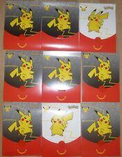 AU CHOIX Pokemon 25th Anniversary Mc Donalds booster neuf 2021 25 ans macdo mac