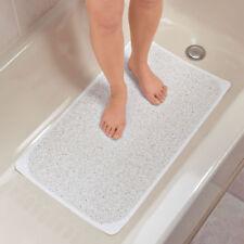 Non Slip Shower Mat Bathtub Exfoliating Bathroom Rug Wash Bath Tub